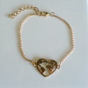 Unbranded Jewelry - ❤️ NEW 5 Piece Stackable Charm Bracelets